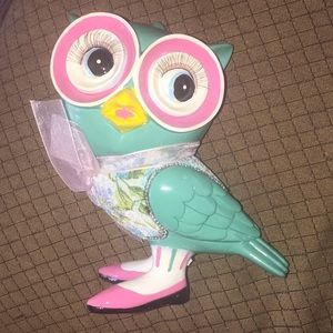 Adorable Pastel OWL Figure Decor